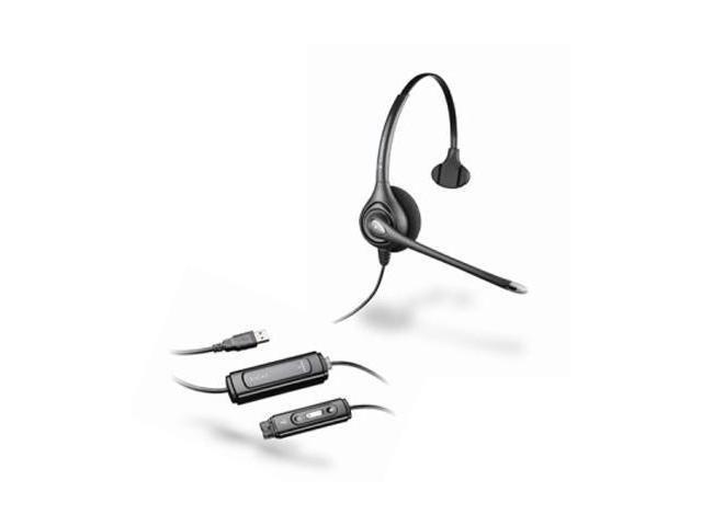 Plantronics 81360-41 Supraplus wideband usb headset