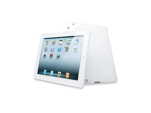 Kensington K39353US Protective Back Cover (White) for New iPad (3rd Gen) & iPad 2