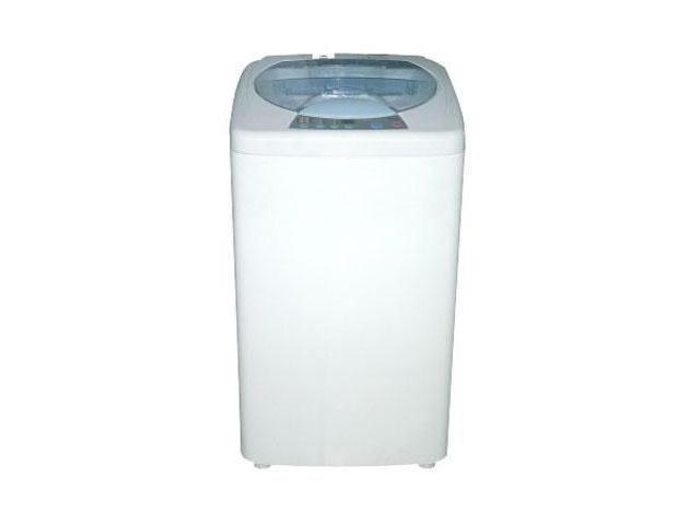 Haier Hlp23e White 1 46 Cu  Ft  Top-loading Electronic Touch Pulsator Washing Machine