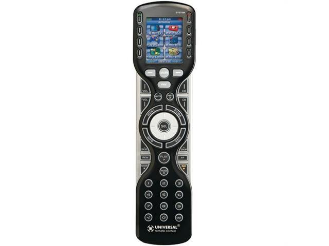 Universal Remote URC-R50 18 Device Color Screen Remote