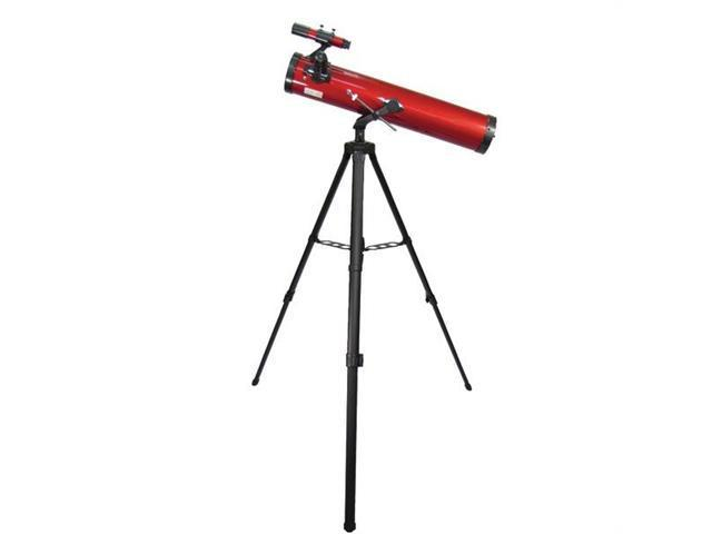 CARSON RP-100 Carson rp-100 redplanet  35-88 x 76mm newtonian reflector telescope