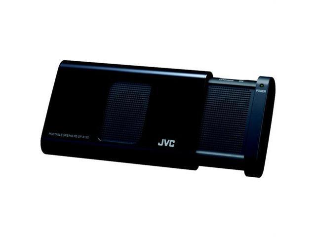 JVC SP-A130B Portable Speaker System (Black)