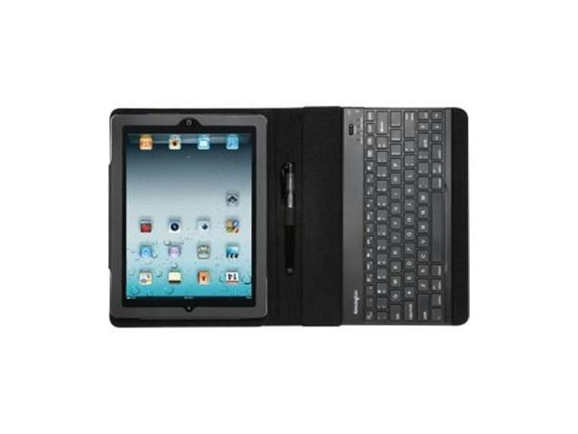 Kensington Black Keyboard Case for The New iPad and  iPad 2 Model K39512US