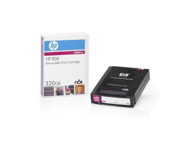 "HP 320 GB 2.5"" RDX Technology Internal Hard Drive Cartridge - 5400 - 1 Pack - OEM"