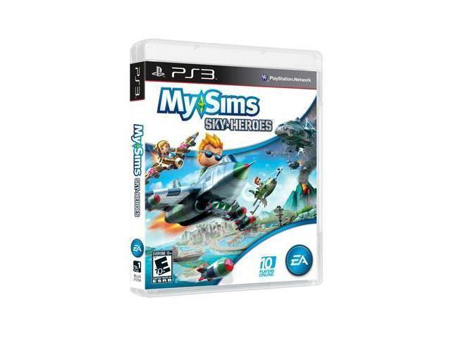 Electronic Arts 19417 My sims sky heroes ps3