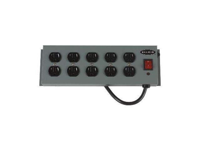 BELKIN 700 Joules 10 Outlet Surge Protector