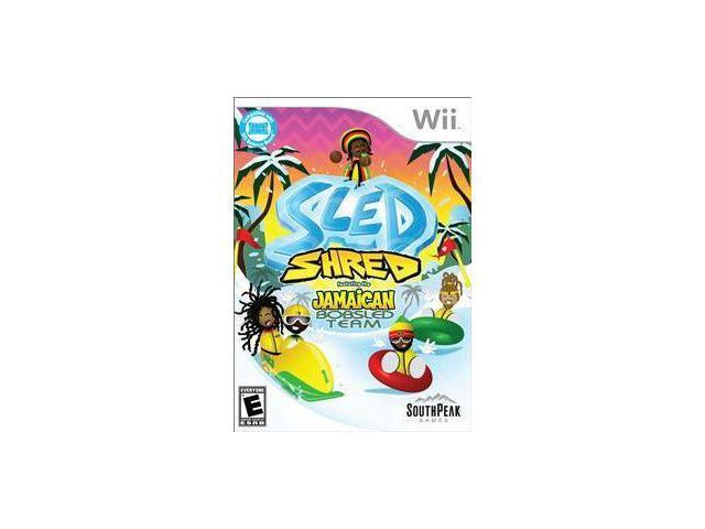 Southpeak Interactive 10031 Sled Shred Wii