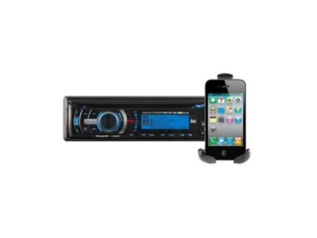 Dual Electronics XDMA6540 Car reciever bt & ipod control