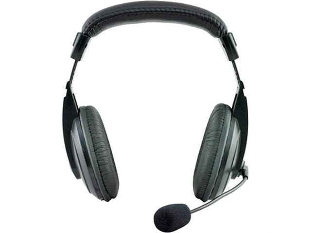 Gear Head AU3700S Gear head universal multimedia headset with microphone