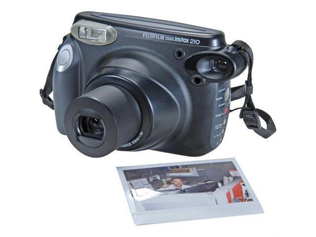 Fujifilm 15950793 Fujifilm fuji instax 210 instant camera