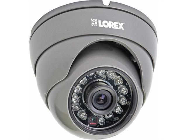 Lorex LDC6051 Lorex super resolution ir vandal dome security camera