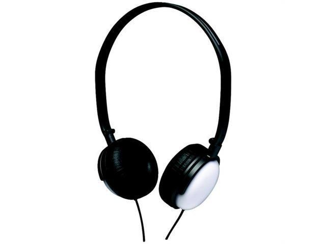 COBY CV135SVR Coby cv135svr super-bass headphones (silver)