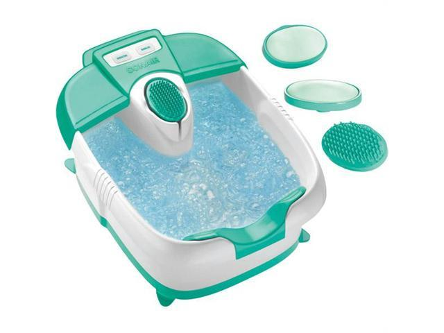 Conair Fb30 True Massaging Foot Bath With Bubbles & Heat