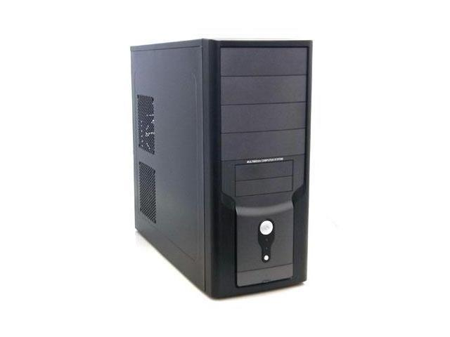 Athenatech A4107BB.400 Atx mid tower black w&47&#59;400w ps