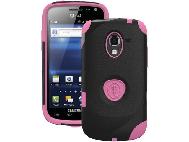 Trident Aegis Pink Case for Samsung Exhilarate/SGH-i577 AG-XHLRT-PK