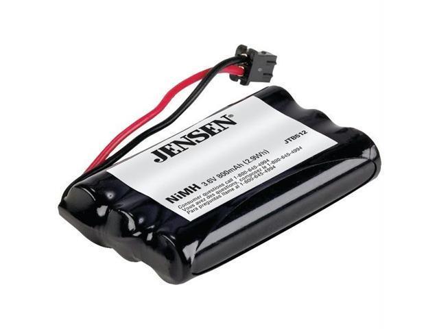 JENSEN  JTB512 Uniden(r) BT-446 Replacement Battery