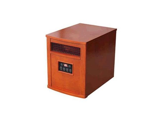 Comfort Glow QEH1500 Chestnut Oak - Infrared - Electric - 750 W to 1.50 kW - Portable - Chestnut Oak