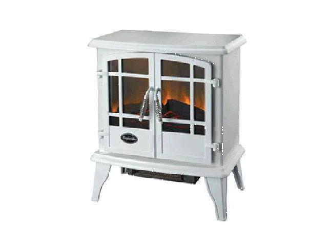 World Marketing ES5134 Cg keystone electric stove wht