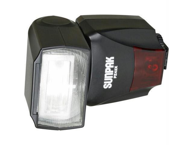 Sunpak PZ42C Sunpak pz42c flash for canon digital cameras