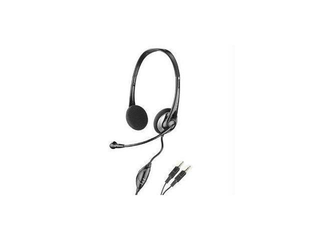 AUDIO 326 STEREO HEADSET W/MIC