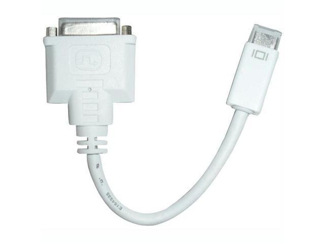 MICRO ACCESSORIES APL-2050-01 Micro accessories apl-2050-01 mini dvi to dvi adapter for apple