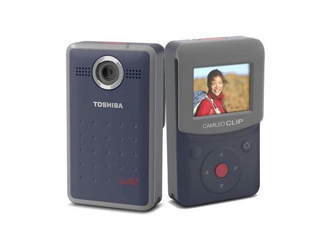 Toshiba Notebooks PA3997U-1C1B Camileo digi camcorder blue