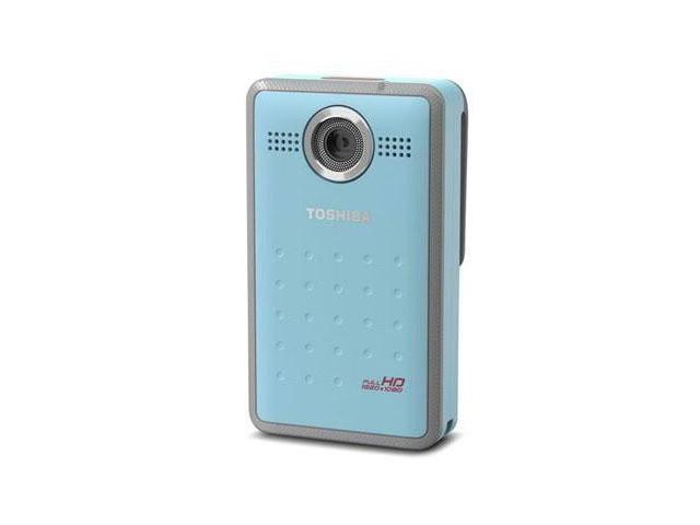 Toshiba Notebooks PA3997U-1C1A Camileo digi camcorder lt blue