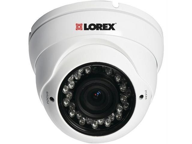 LOREX LDC7081 Lorex ldc7081 varifocal super plus indoor/outdoor dome security camera