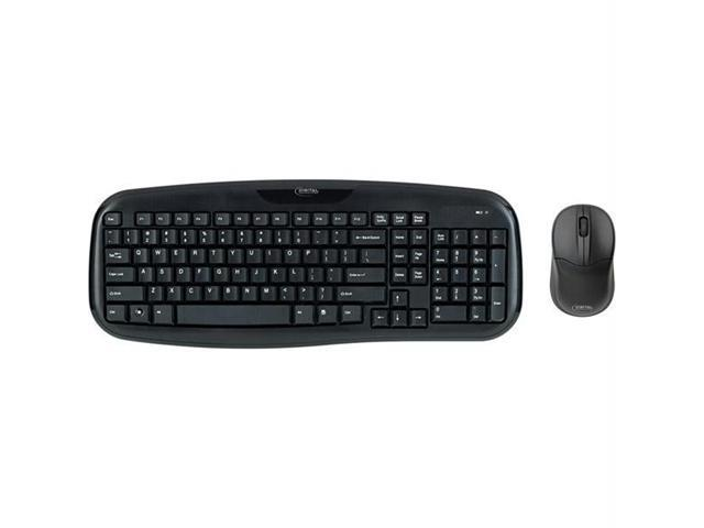Digital Innovations 4270100 Digital innovations wireless keyboard and easyglide  mouse