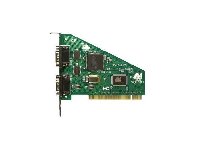 LAVA Computer SP-PCI Serial parallel pci card