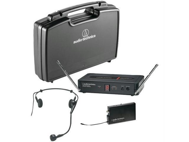AUDIO TECHNICA PRO-501/H Audio technica pro-501/h pro series 5 headworn wireless microphone system