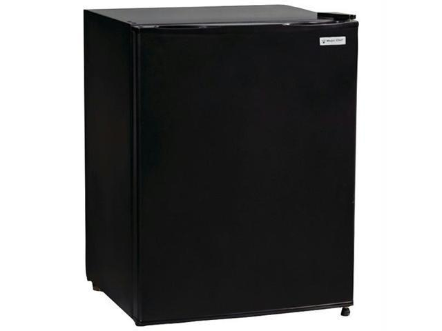 Magic Chef MCAR240B Magic Chef MCAR240B 2 4 CUBIC-FT Refrigerator