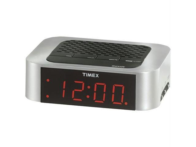 TIMEX T123SX Timex t123sx direct entry alarm clock