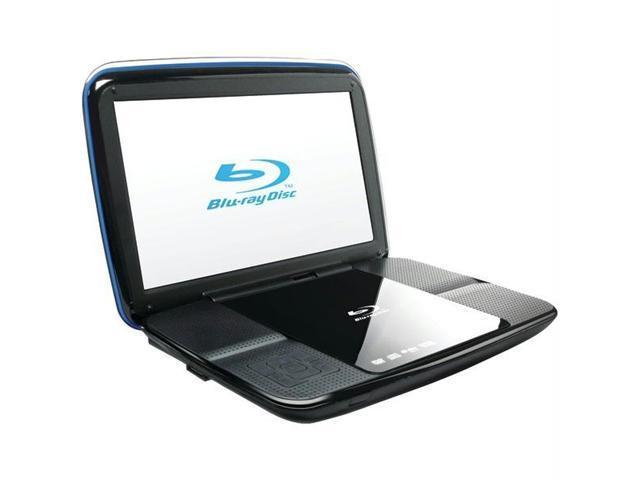"RCA BRC3109 Rca brc3109 10"" portable blu-ray disc  player"