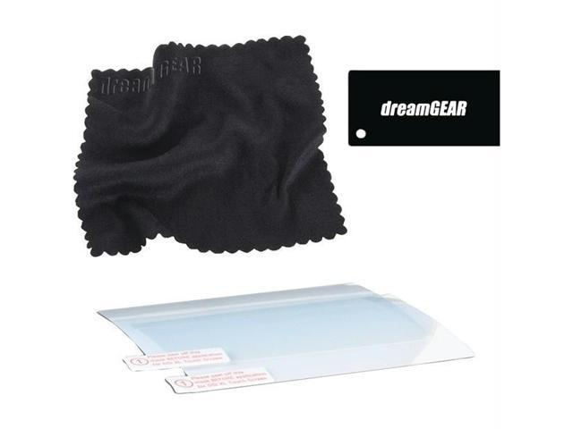 DREAMGEAR DG3DSXL-2252 Dreamgear dg3dsxl-2252 3ds xl screen protector pack
