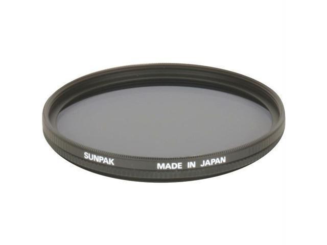SUNPAK DF-7058-CPL Sunpak df-7058-cpl coated circular polarizer filter (55mm)