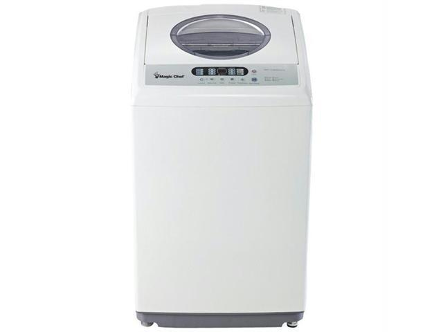 MAGIC CHEF MCSTCW16W2 Magic chef mcstcw16w2 topload compact washer