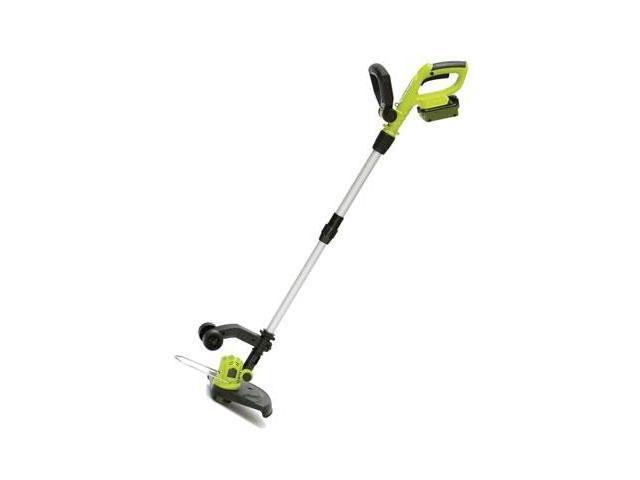 Snow Joe TRJ600C Cordless trimmer edger