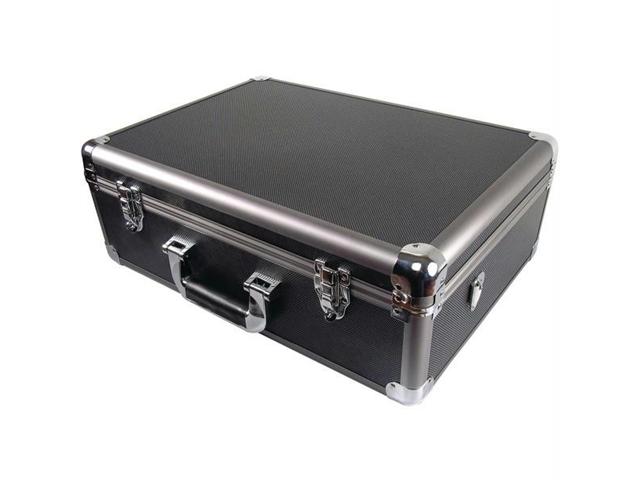 Ape Case ACHC5700 Extra Large Aluminum Wheeled Hard Case (Grey/Black)