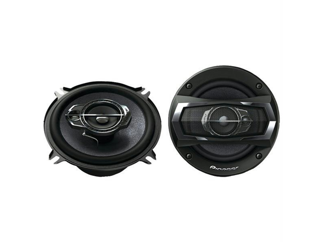 "Pioneer TS-A1375R 5-1/4"" 3-way car speakers"