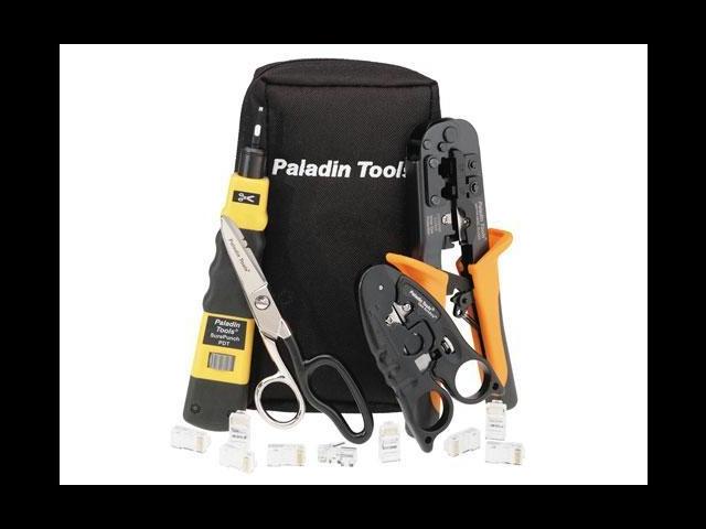 Greenlee PA4908 Datacomm pro starter toolkit