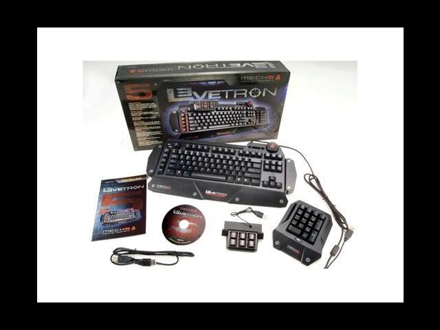 Aluratek AKB577U Mechanical gaming keyboard