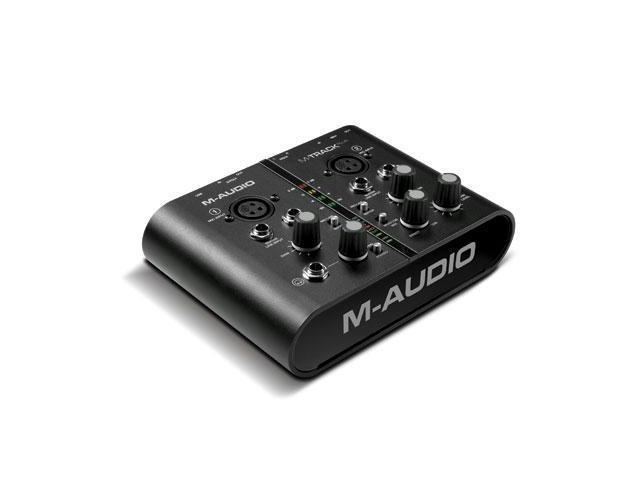 2 Chl USB Audio MIDI Plus
