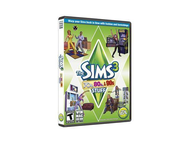 The SIMS 3 70s 80s 90s Stuf