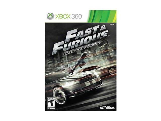 Fast Furious Showdown X360