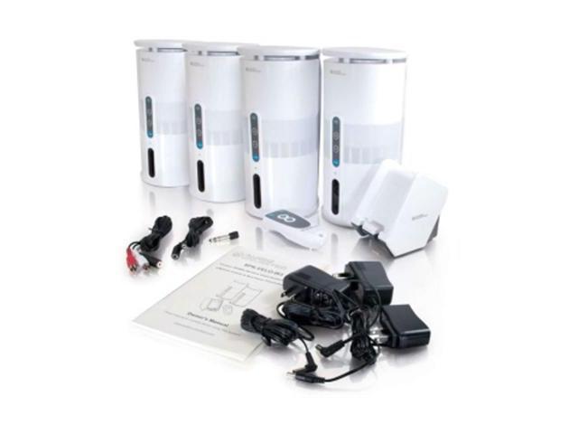 C2G Premium 4.0 Speaker System - 10 W RMS - Wireless Speaker(s)