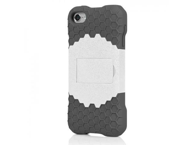 Incipio HIVE Response Case  for iPod Touch 5G - Optical White / Charcoal Gray IP-432