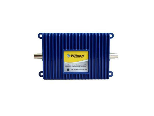 Wilson Cellular Cellular/PCS Direct Conn. Signal Amplifier, Car Charger