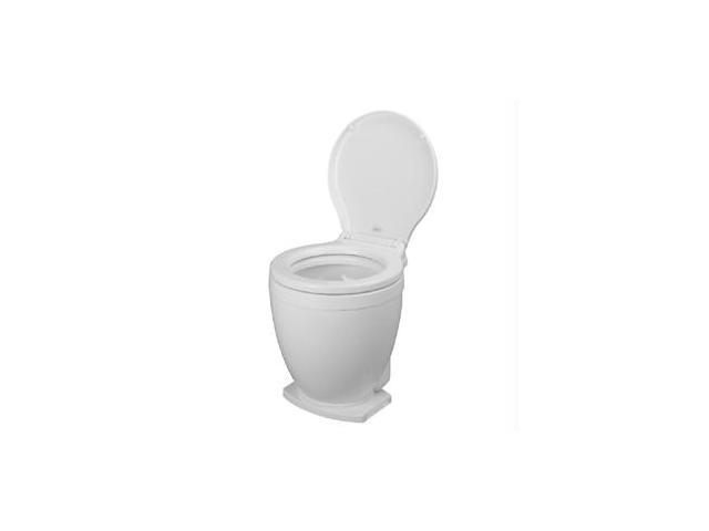Jabsco Lite Flush 12V Toilet w/Footswitch