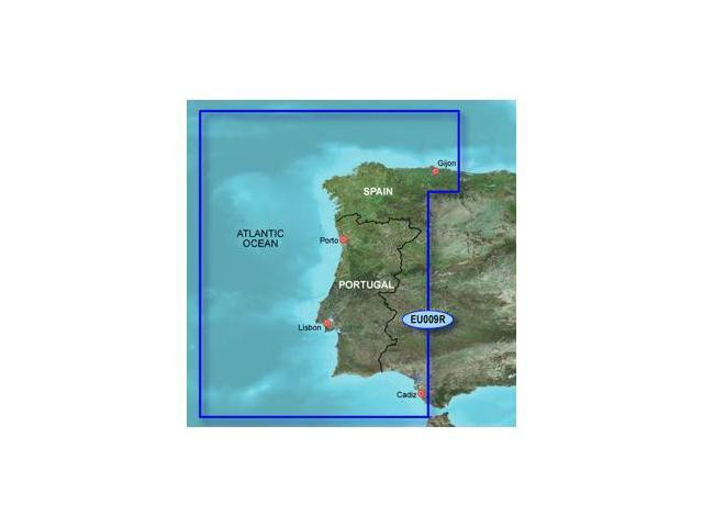 Garmin HXEU009R - Portugal and Northwest Spain